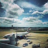 Photo taken at London Gatwick Airport (LGW) by John S. on 6/14/2013