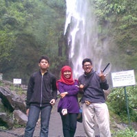 Photo taken at Air Terjun Coban Rondo by Intan Khairana B. on 1/14/2013