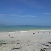 Photo taken at Honeymoon Island State Park by Marty E. on 7/9/2013
