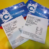Photo taken at SM Cinema North Edsa (The Block) by Frances Margarita S. on 9/29/2012