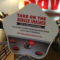 Снимок сделан в Smashburger пользователем Kelli 1/6/2013