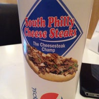 Photo taken at South Philly Cheese Steaks by Kelli on 11/13/2013