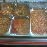 Photo taken at Pakeeza kebab house by Benito E. on 2/20/2013