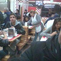 Photo taken at Tacos el Frances by Carlos on 1/4/2013
