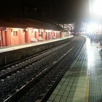 Photo taken at Parramatta Station by Brian C. on 9/18/2012