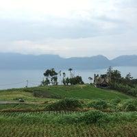 Photo taken at Danau Maninjau by Agnes A. on 5/7/2016