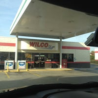 Photo taken at WilcoHess by Teddy L. on 10/26/2012