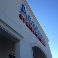 Photo taken at Academy Sports + Outdoors by Teddy L. on 1/22/2013