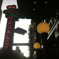 Photo taken at McHale's Bar & Grill by Paul D. on 5/20/2013