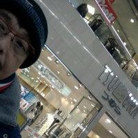 Photo taken at Minamishinmachi Shotengai by naruhiko i. on 1/19/2013