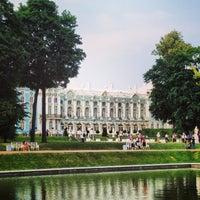 Снимок сделан в Екатерининский парк пользователем ✨Zhukova✨ Nastja✨ 6/30/2013