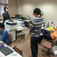 Photo taken at 岩手県立大学 ソフトウェア情報学部A棟 by n0bisuke on 10/24/2013