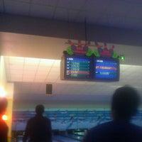 Photo taken at Cosmic Bowling by Sibel K. on 11/18/2012