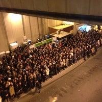 2/19/2013 tarihinde Valsalva 1.ziyaretçi tarafından Zincirlikuyu Metrobüs Durağı'de çekilen fotoğraf