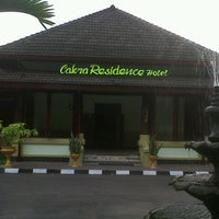 Photo taken at Cakra Residence Hotel by iwa s. on 12/1/2012