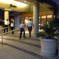 Photo taken at Omni Mandalay Hotel at Las Colinas by Linda C. on 9/24/2012