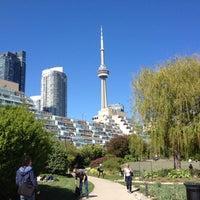 5/25/2013 tarihinde Nobuyuki U.ziyaretçi tarafından Toronto Music Garden'de çekilen fotoğraf