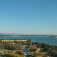 Photo taken at 浜名湖ガーデンパーク 展望塔 by ryu S. on 1/29/2014
