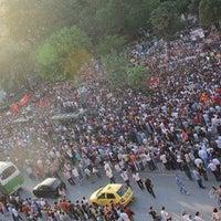 Photo taken at Cumhuriyet Parkı by Erdem on 6/3/2013