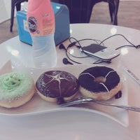 Photo taken at Moko Donuts and coffee by Lalu Hendy D. on 9/6/2013