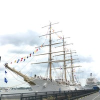 Photo taken at Port Of Amsterdam 4 by Lilianaangarami on 7/9/2016
