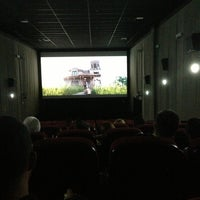 Photo taken at Cine10 Sulacap by Thiago D. on 12/23/2012