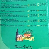 Photo taken at Pedro Couve Restaurante by Thiago D. on 11/20/2015