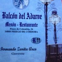 Foto tomada en Restaurante Balcón del Adarve por CM300s T. el 12/30/2012