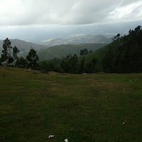 Photo taken at Alto del Fito by Roger on 8/3/2013