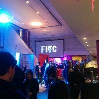 Photo taken at FITC Toronto by Ferro B. on 4/14/2015