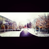 Photo taken at Babson College by Tyler M. on 1/29/2013