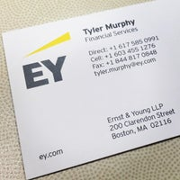Ernst young prudential st botolph 0 tips - Ey chicago office address ...