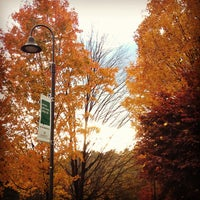 Photo taken at Babson College by Tyler M. on 10/21/2012