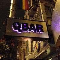 Photo taken at QBar by AT m. on 11/30/2012