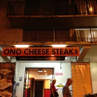 Photo taken at Ono's Philly Cheesesteak by AT m. on 5/21/2013