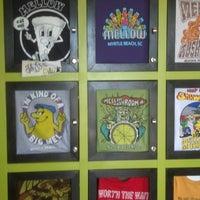 Photo taken at Mellow Mushroom by Joshua M. on 7/10/2013