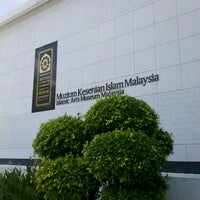 Photo taken at Islamic Arts Museum Malaysia by Muhammad K. on 5/25/2013