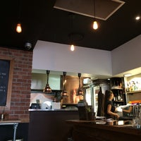 Photo taken at Base Espresso by Yugeindran N. on 3/10/2014