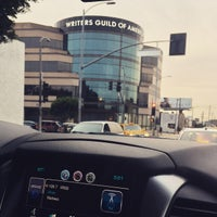 Photo taken at Writers Guild Of America, West by Jack J. on 2/8/2015