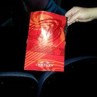 Photo taken at Galaxy Cinemas Guelph by Margaret B. on 1/19/2014