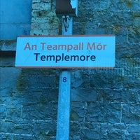 Photo taken at Templemore Railway Station by Margaret B. on 4/23/2018