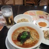 Photo taken at バーミヤン 小川町店 by kurobu on 1/4/2014