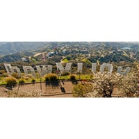 Photo taken at Hollywood Sign by Tony R. on 4/24/2013