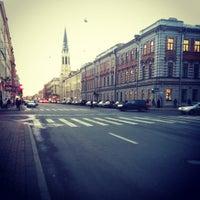 Снимок сделан в Средний проспект В. О. пользователем Kato 10/25/2012