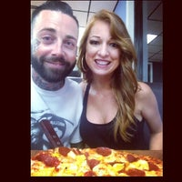 Photo taken at Townies Pizzeria by Crystal on 8/9/2014