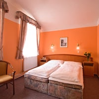 Photo taken at Hotel White Lion by AVE hotels Prague on 7/22/2015