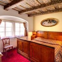 Photo taken at WALDSTEIN hotel **** by AVE hotels Prague on 7/23/2015