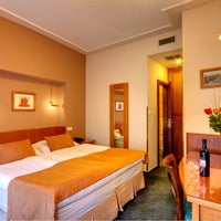Photo taken at CLEMENTIN OLD TOWN hotel **** by AVE hotels Prague on 7/22/2015