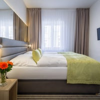 Photo taken at Hotel White Lion by AVE hotels Prague on 4/11/2018