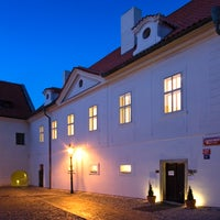 Photo taken at MONASTERY hotel **** by AVE hotels Prague on 7/22/2015